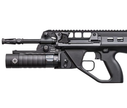 f90 automatic rifle family lithgow arms