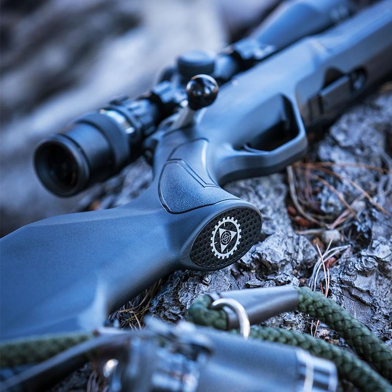 223 varmint kivääri